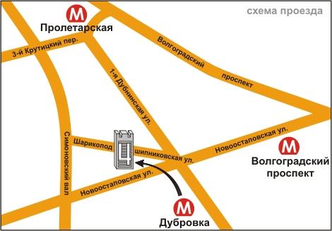 Пешком: - выход из метро дубровка ул шарикоподшипниковская, дом 11, стр 2 павильон 40